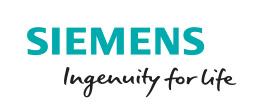 Digitalize With Siemens logo